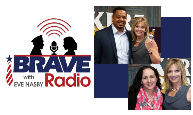 BRAVE Radio Episode 16 - April 25, 2016